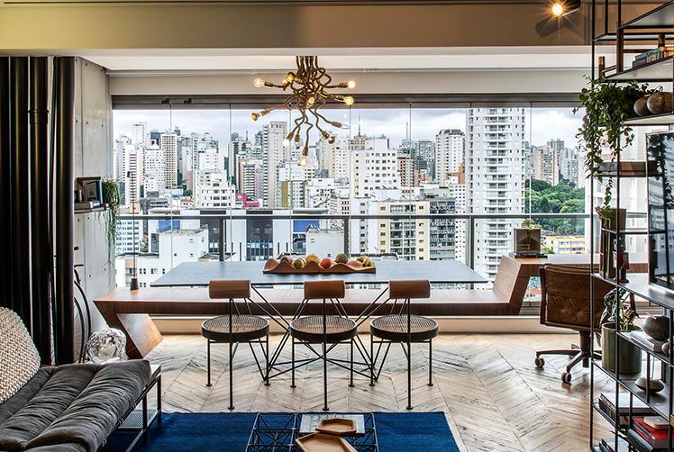 Diseño industrial y enfocado en lo reciclado en Brasil